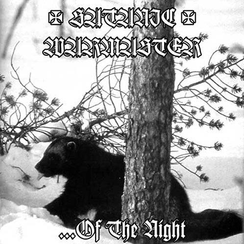 "SATANIC WARMASTER ""...of the night"""