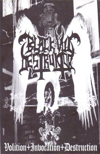 """BLACK VUL DESTRUKTOR """"Volition+Invocation+Dest..."""""""