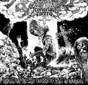 """ICONOCLAST CONTRA """"Combat Is the Voice of the Heathen"""""""