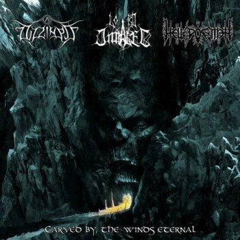 "DIZZINESS / LORD IMPALER / HELL POEMER ""Carved By The Winds Eternal"""