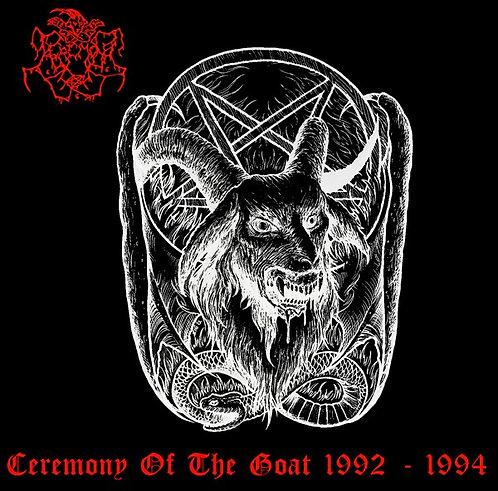 """CEREMONY """"Ceremony of the Goat 1992-1994"""""""