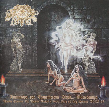 """ETERNAL SACRIFICE """"Iluminados por Thanatherous Aleph...Musickantiga"""""""