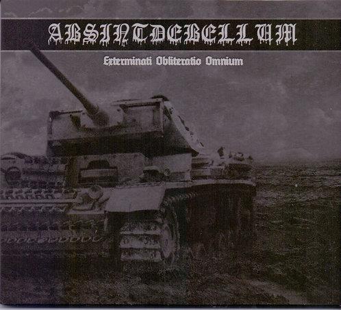 """ABSINTDEBELLUM """"Exterminati Obliteratio Omnium"""""""