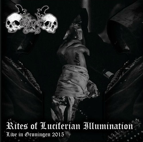 "BLACK COMMAND ""Rites of Luciferian Illuminations (Live in Groningen 2015)"""