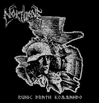 """NOKTURNE """"Runic Death Kommando"""" (LP)"""