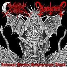 "SPIRITUAL DESECRATION / BLACK TORMENT ""Infernal Hordes Sudamerican Attack"""