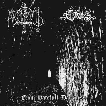 """ARMATUS / ERIS """"From Hatefull Darkness"""""""