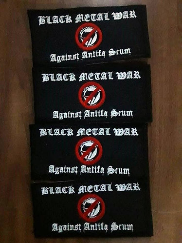 "BLACK METAL WAR ""Against Antifa Scum"""
