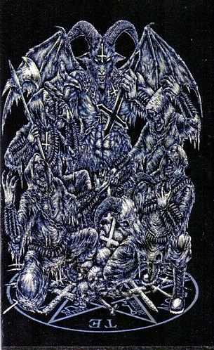 """INFERNAL EXECRATOR """"Ad Infinitum Satanic Adherent"""""""