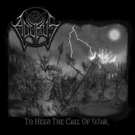 "ADUMUS ""To heed the call of war"""