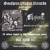 Toteslaut - funeral rite in a night of e