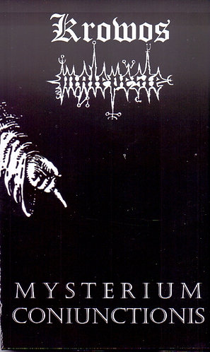 "KROWOS / MALEPESTE ""Mysterium Coniunctionis"""