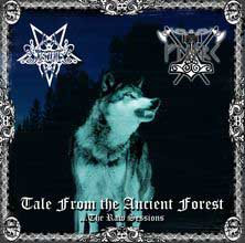 "FUTHARK/ MYSTERIIS "" Tale from the Ancient Forest """