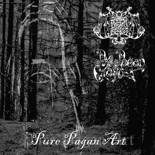 """PAGAN FOREST / PURE PAGAN CRAFT """"Pure Pagan Art"""""""