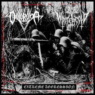 """VIA DOLOROSA / WINTERCOLD """"Extreme Aggression"""""""