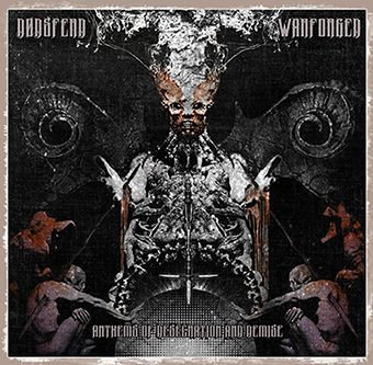 """DODSFERD / WARFORGED """"Anthems of Desecration and Demise"""""""