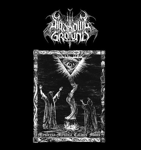 "SHADOWS GROUND ""Mysteria Mystica Calvus Mons"""