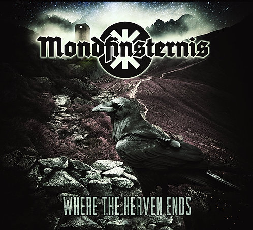 "MONDFINSTERNIS ""Where the heaven ends"""