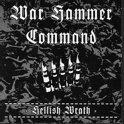 "WAR HAMMER  COMMAND ""Hellish Wrath"""