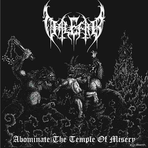 "VALEFAR ""Abominate The Temple Of Misery"""