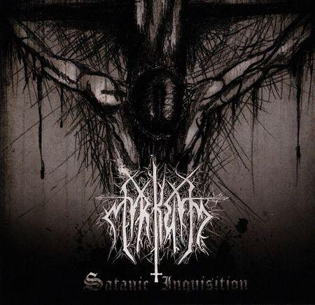 """MYRKVID """"Satanic Inquisition"""" (LP)"""