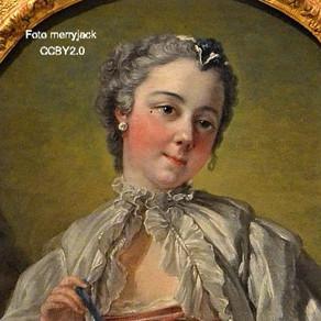 Örhängen, en lång historia! 1700-talet