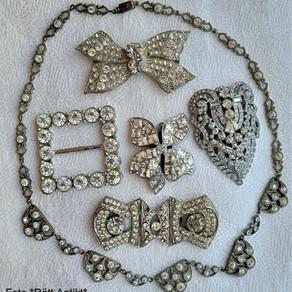 Smycken i vitt!