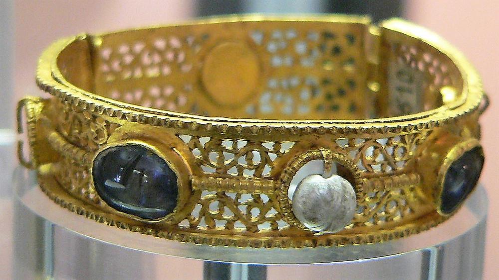 armband från romarriket
