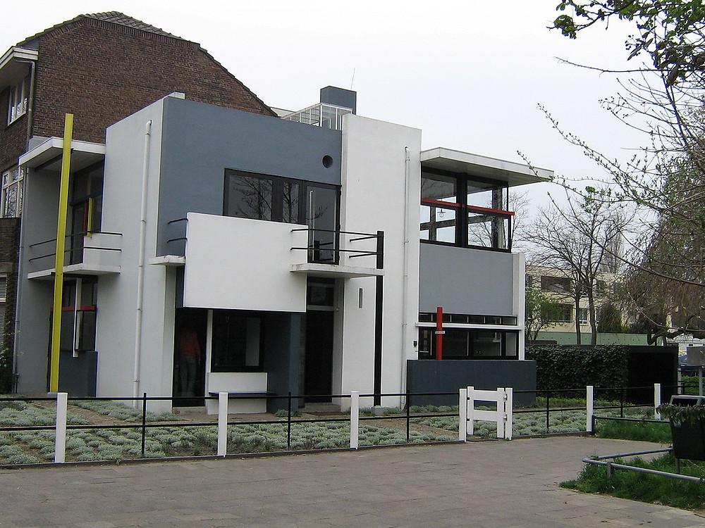 Villa Schröder, Utrecht 1924