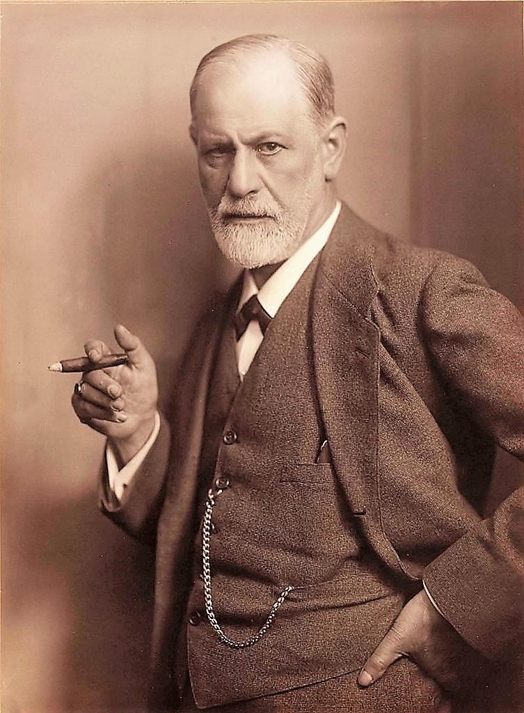 Sigmund Freud 1921