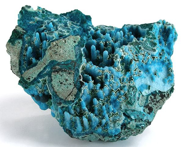 mineralet krysokoll