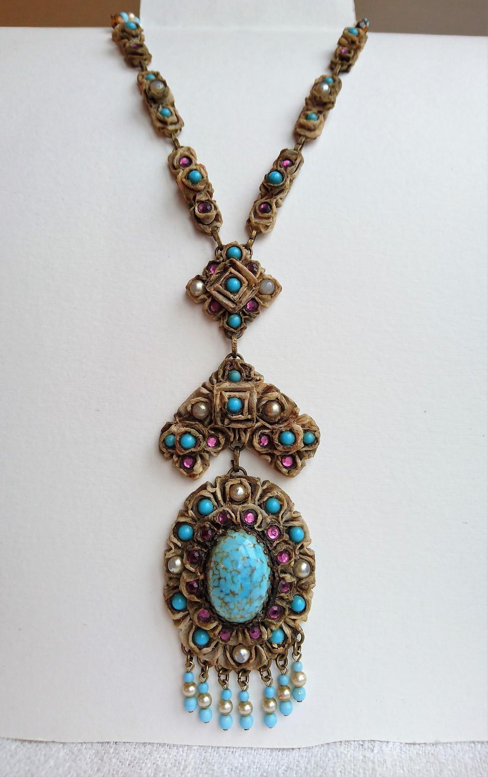 halsband från 1920-talet