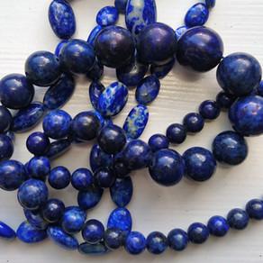 Lapis lazuli, hur vet man?