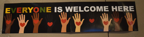 Everyone is welcome here.JPG