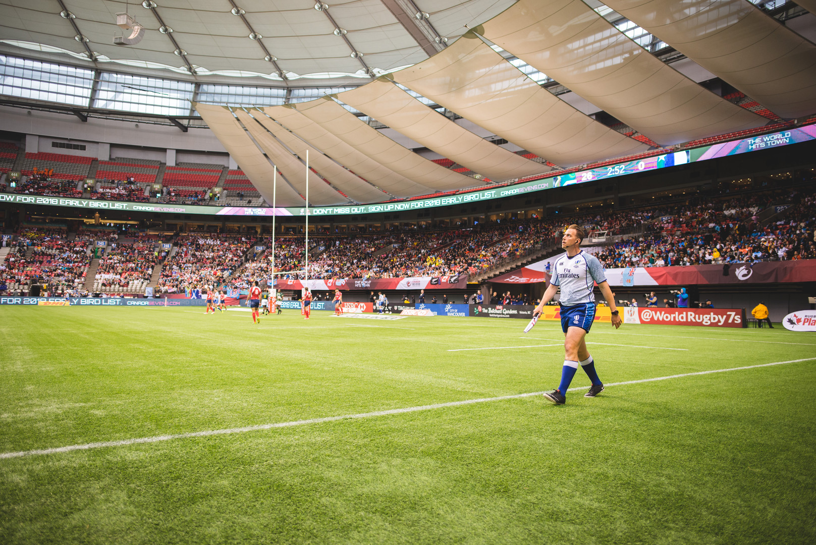 HSBC World Rugby Sevens