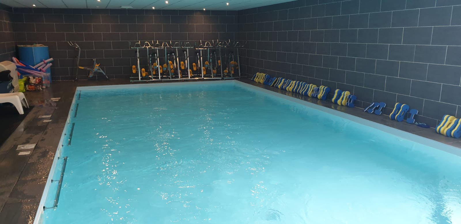 piscine de balnéothérapie