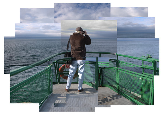 Ferry Boat, Seattle, Washington