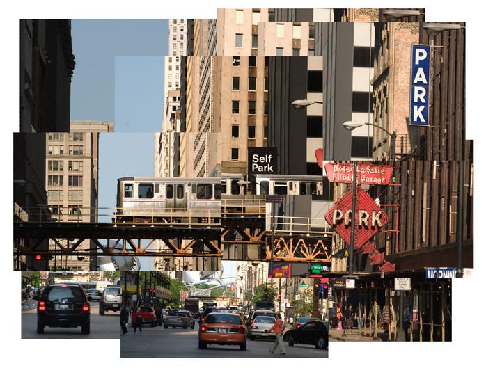 El Train, Chicago, Illinois