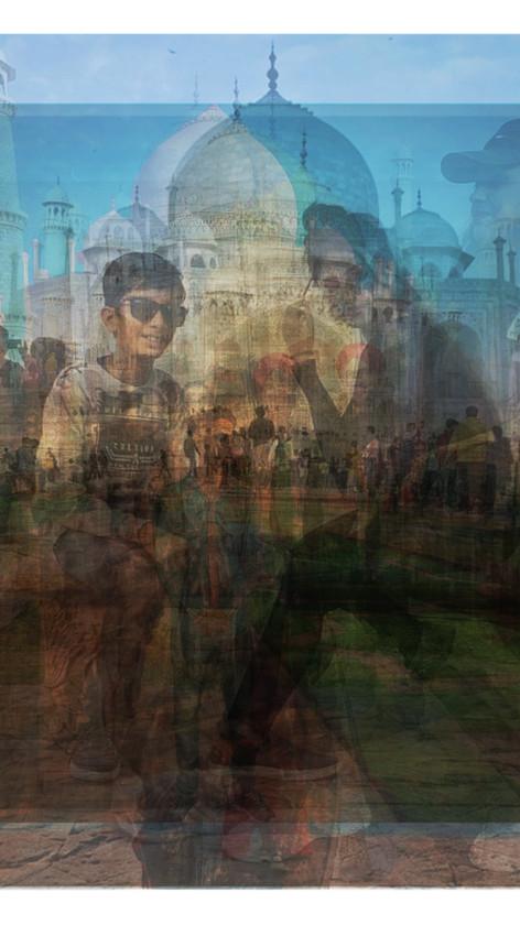 Taj Mahal x 25