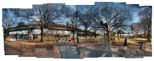 Mount Vernon Trail, Arlington, Virginia
