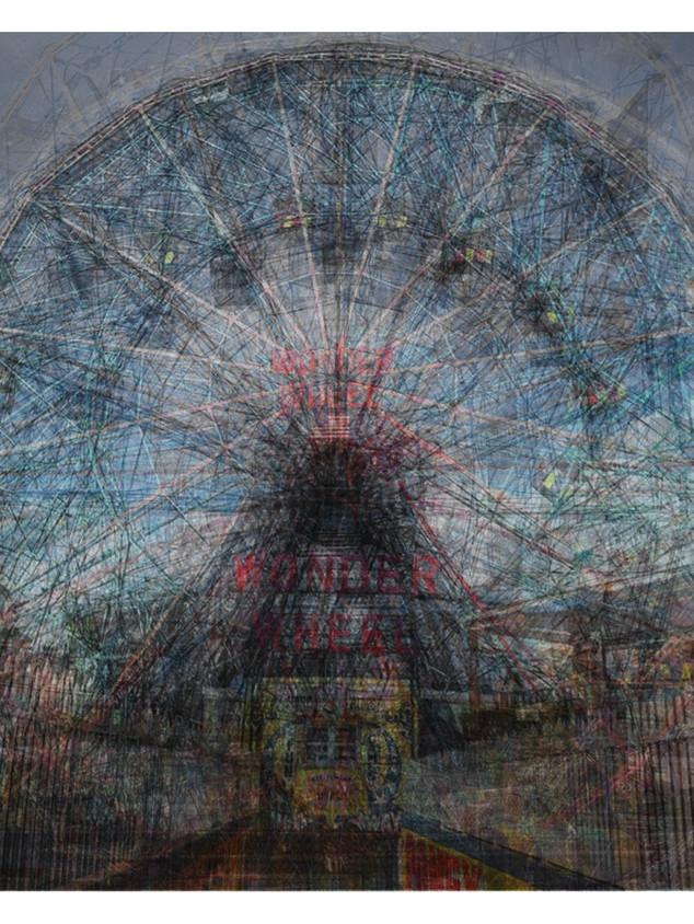 Wonder Wheel x 25