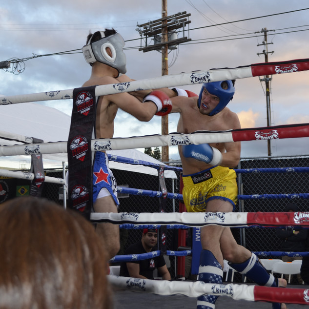 Overhand Right