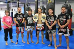 Yacoubian Muay Thai Academy Group