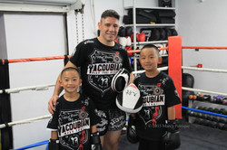 Kids private training available