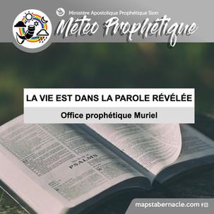 METEO PROPHETIQUE