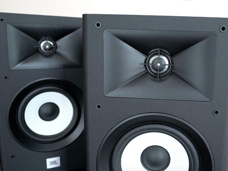 JBL Stage A130, A Small Speaker That Brings You Mini Live Concert