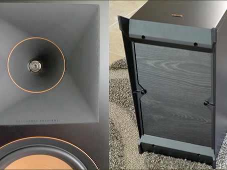 Klipsch RP-8000F Reference Premiere Speaker Review.