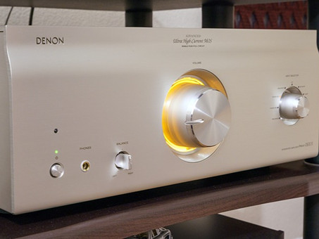 Denon's Masterpiece, Review Of PMA-SX11 Amplifier