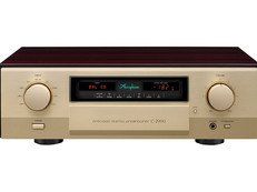 Accuphase C-2900 Fully Balanced Pre-Amp Announced