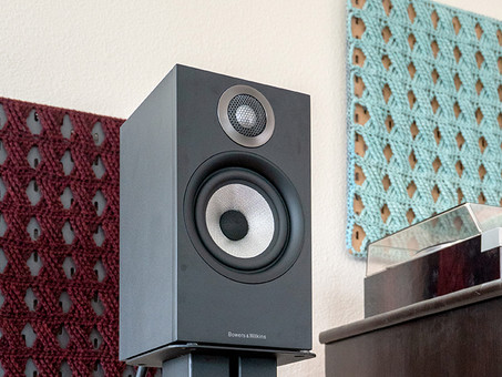 B&W 607,Best Budget Speakers From Bowers & Wilkins